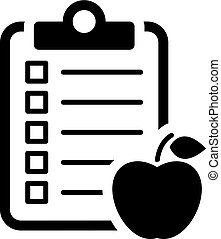 Healthy Eating Icon. Flat Design. - Healthy Eating Icon....