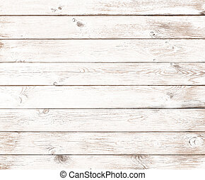 old vintage white wood background - Vintage white old wood...