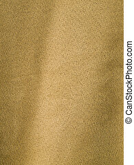 Full Frame Background of Biege or Tan Suede-like Fabric
