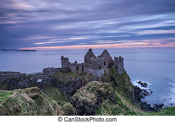 Dunluce Castle, Nothern Ireland
