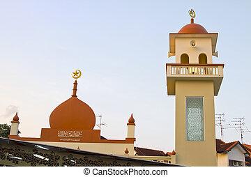 Muslim Mosque in Singapore 3
