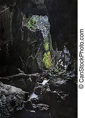 Kakouetta - A beautiful waterfall in the heart of the gorges...