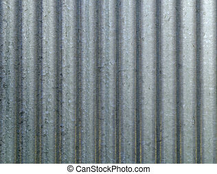 Corrugated metal texture surface. - Corrugated metal...