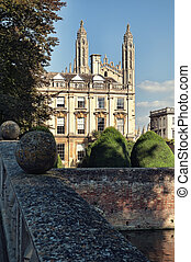 Clare & King`s College, Cambridge,UK