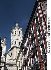Valladolid (Castilla y Leon, Spain): buildings - Valladolid...