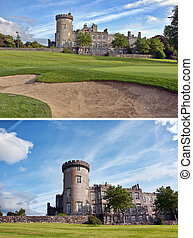 dromoland castle hotel ireland - dromoland castle hotel golf...