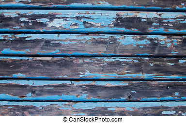 Old weatherboards background - Old weatherboards with...