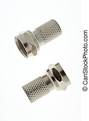Connectors 'F' type - Connectors for Satellite cable