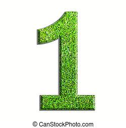 Green grass number 1