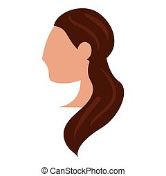 head woman bride hairstyle