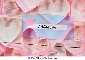 The worst feeling is missing you