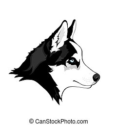 Husky Illustrations and Clipart. 1,742 Husky royalty free ...