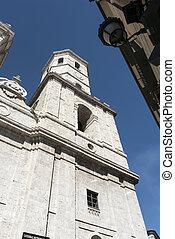 Valladolid (Castilla y Leon, Spain): cathedral