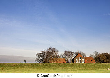 Dike near Batenburg