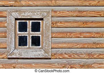 wooden wall hut - background light brown wooden wall hut...