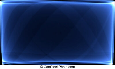 Blue Business Background - Abstract Motion Background...