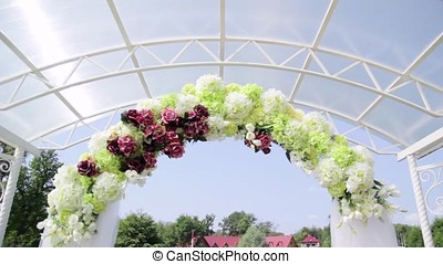 floral decorations for marriage 1