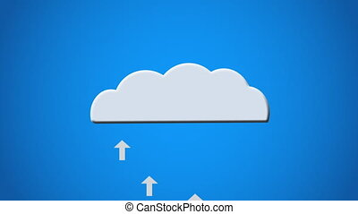 cloud computing upload