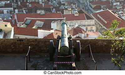 Castello Alfama Canon - Shot of Castello Alfama Canon