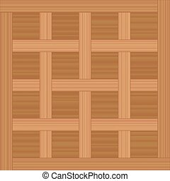Wood Flooring Type Chantilly Parquet