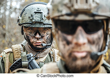 Norwegian Armed Forces soldiers - Norwegian Armed Forces...