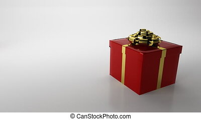 Lot of gifts  - gifts