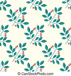 Seamless decorative pattern - Seamless pattern with spindle...