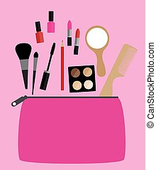 Make Up - vector make up