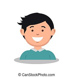 father avatar character icon