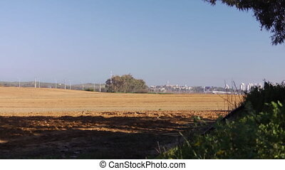 open field - Shot of open field