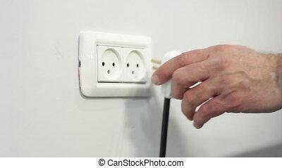 Dual plug - Shot of Dual plug