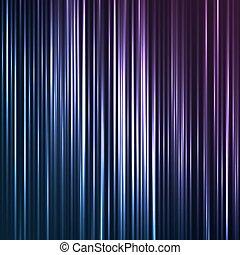 Motion lines purple-blue