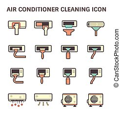 Air conditioner clean - Air conditioner air compressor and...