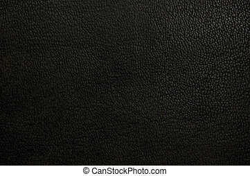 Old natural dark brown black grunge grungy leather texture...