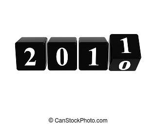 black cubes 2011