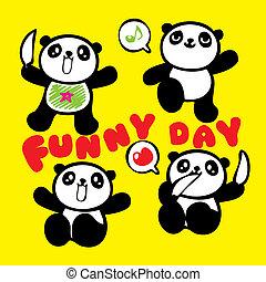 cute animal - panda