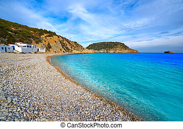 Cala Barraca beach in Xabia Javea of Alicante - Cala Barraca...