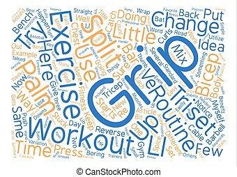 A Few Simple Ideas to Mix Up Your Routine Word Cloud Concept...