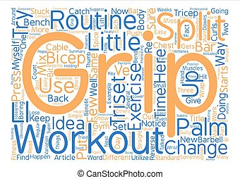 A Few Simple Ideas to Mix Up Your Routine text background...
