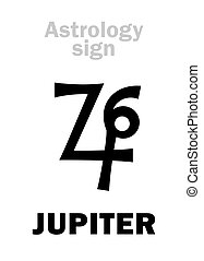 Astrology: planet JUPITER - Astrology Alphabet: JUPITER...