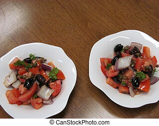 caper salad