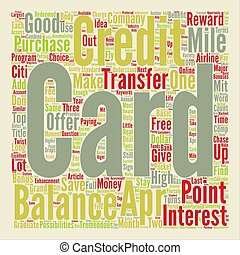 APR Balance Transfers Credit Cards Three Top Choices text...