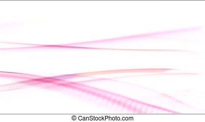 purple fiber light