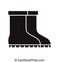 Garden Boots Icon
