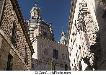 Salamanca (Spain): historic buildings - Salamanca (Castilla...