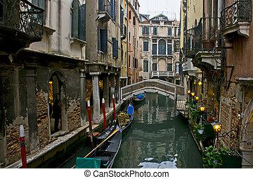 Città di Venezia - Panorama della città di Venezia - Italia