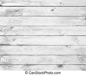 vintage white wood background - Vintage gray and white old...
