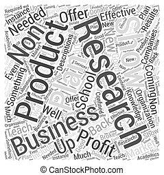 business plan for non profit school Word Cloud Concept
