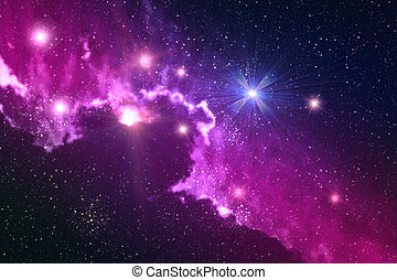 Star Field Background