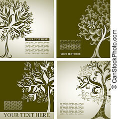 Four Vector samples of design with
